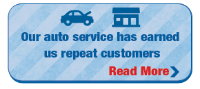 Our auto service has earned us repeat customers | Read More